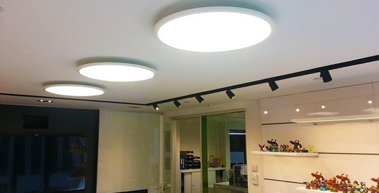 Светодиодные светильники в дизайне интерьера
