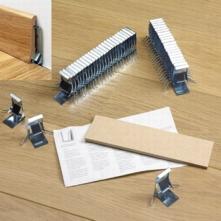 Quickstep plint clips