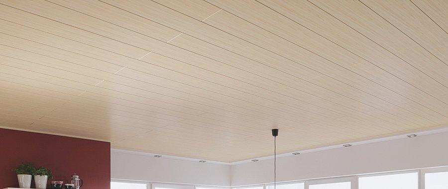 Подвесные потолки из мдф