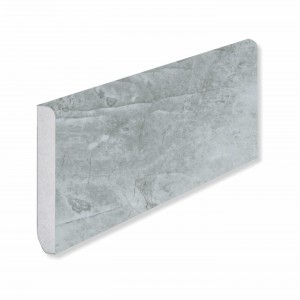 Плинтус Fargo Stone (80 х 11 х 2200 мм) 61S455 Дымчатый Меланит