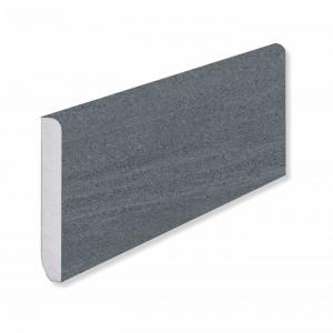 Плинтус Fargo Stone (80 х 11 х 2200 мм) 64S452 Черный Алмаз