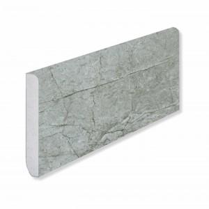 Плинтус Fargo Stone (80 х 11 х 2200 мм) 67S455 Платиновый Агат