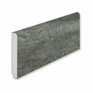 Плинтус Fargo Stone (80 х 11 х 2200 мм) 68S455 Агат Маренго